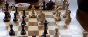 Easy Chess Tips - Elementary Game in Progress