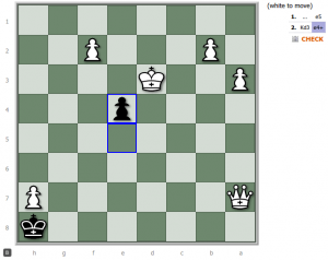 stalemate in chess 3
