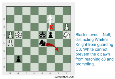 chess tactic training 1: solution